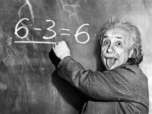 Resolver problemas según Einstein